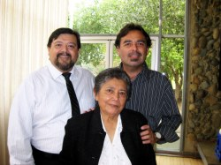 Nana & Her Boys :)
