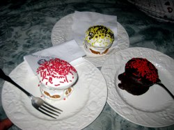 Our Baby Cakes -- Mmm!
