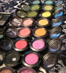 MACEyeshadows
