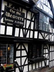 Old Weaver