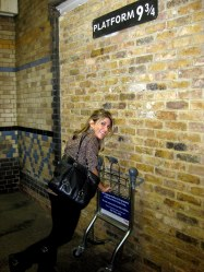 Platform 9 3/4 // King's Cross