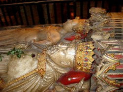 Tomb of King Henry IV