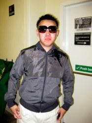 Wen as Kim Jong-il