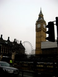 Big Ben & the London Eye